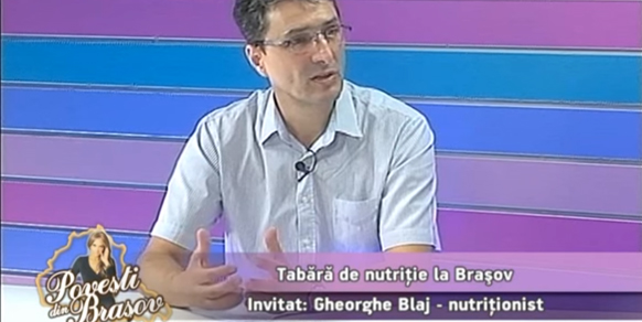 TABĂRA DE NUTRIŢIE & WELL-BEING 14-16 August 2015
