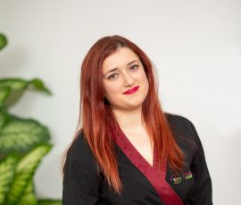 Tehnician maseur & personal trainer Ioana Torofleacă