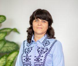 Elena Șușcă – profesor logoped