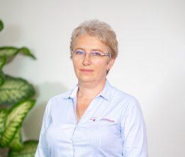 Faroga Cristina – asistent manager