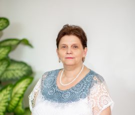 Voicu Adriana – asistent de farmacie